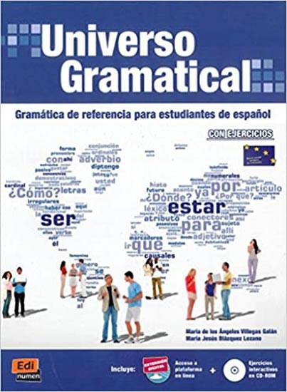 UNIVERSO GRAMATICAL +CD