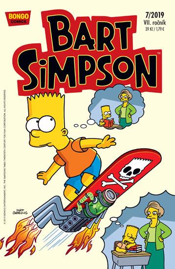 Bart Simpson 07/2019