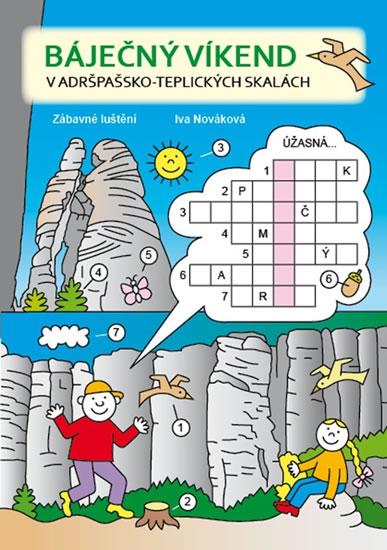 Báječný víkend v Adršpašsko-teplických skalách - Zábavné luštění