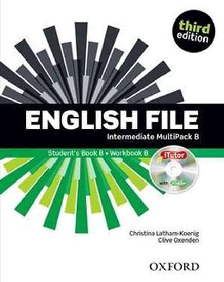 ENGLISH FILE INTERMEDIATE MULTIPACK B SB + WB