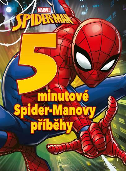 SPIDER MAN 5MINUTOVÉ SPIDER MANOVY PŘÍBĚHY
