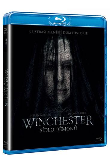 Winchester: Sídlo démonů Blu-ray - neuveden