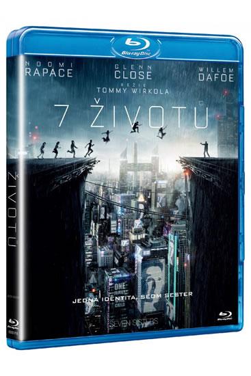7 životů Blu-ray - neuveden