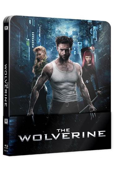 Wolverine, The Blu-ray - neuveden