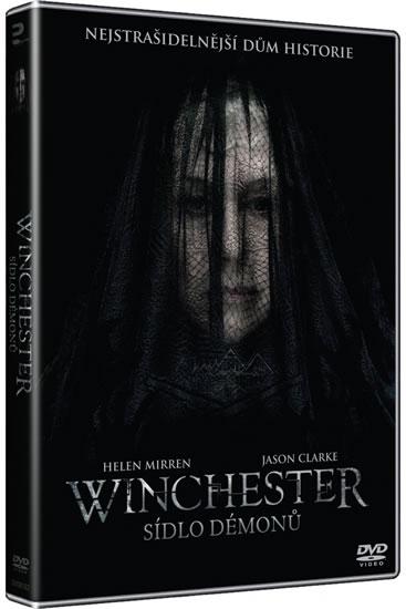 Winchester: Sídlo démonů DVD - neuveden