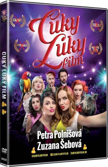 DVD Cuky Luky film