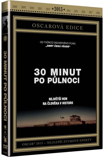30 minut po půlnoci DVD - neuveden