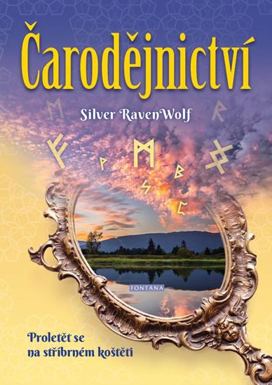 Čarodějnictví - Proletět se na stříbrném koštěti