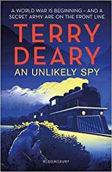 An Unlikely Spy