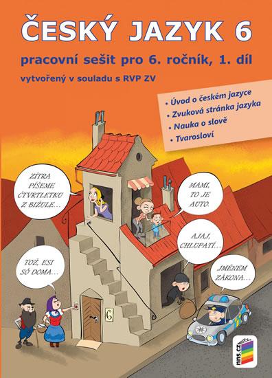 Český jazyk 6, 1. díl