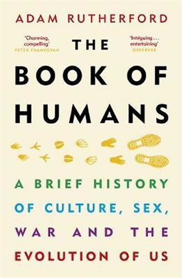 Book of Humans : The Story of How We Became Us
