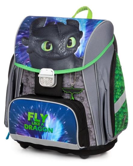 Školní batoh - Jak vycvičit draka III