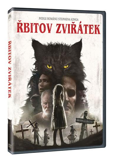 DVD Řbitov zviřátek