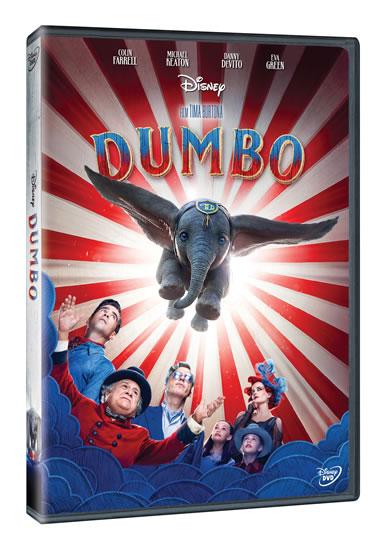 DVD Dumbo (2019)