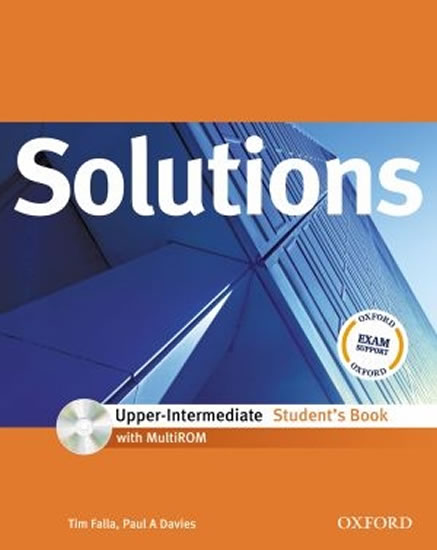 MATURITA SOLUTIONS UPPER INTERMEDIATE SB