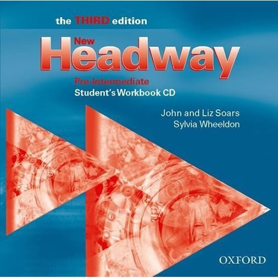 NEW HEADWAY PRE-INTER.3ED.STUDENTS WB CD/OXFORD