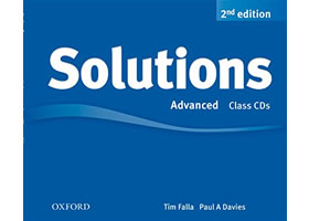Maturita solutions 2.ed. Advanced class audio CDs/4/