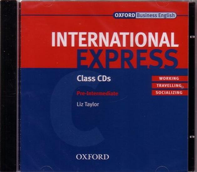 INTERNATIONAL EXPRESS PRE-INT NEW ED CD/OXFORD