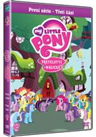 DVD My Little Pony: Přátelství je magické, 1. série: 3. část
