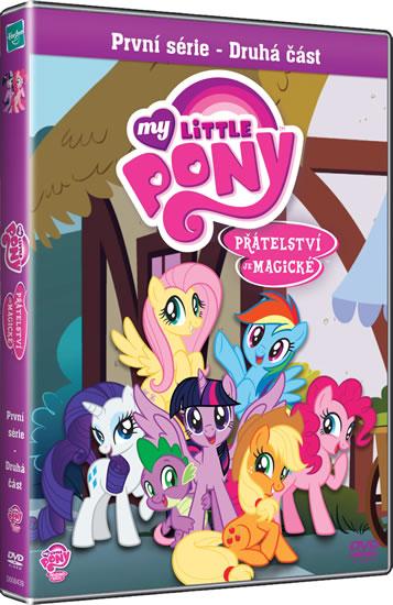 DVD My Little Pony: Přátelství je magické, 1. série: 2. část