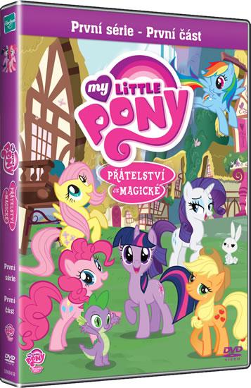 DVD My Little Pony: Přátelství je magické, 1. série: 1. část