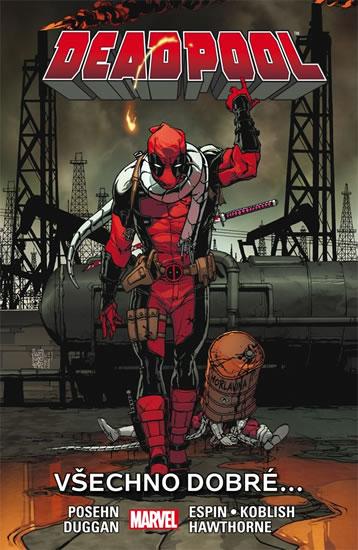 Deadpool 8: Všechno dobré