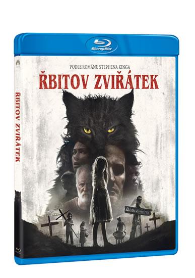Blu-ray Řbitov zviřátek