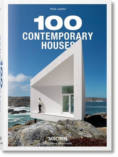 100 Contemporary Houses (Bibliotheca Universalis) - Jodidio Philip