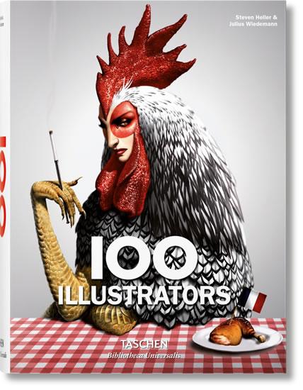100 Illustrators - Wiedemann Julius