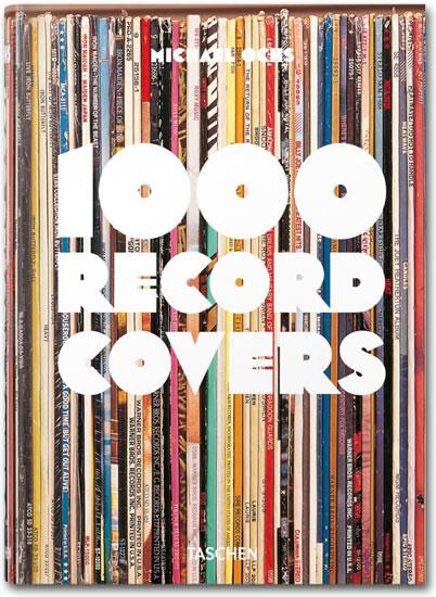 1000 Record Covers - Ochs Michael