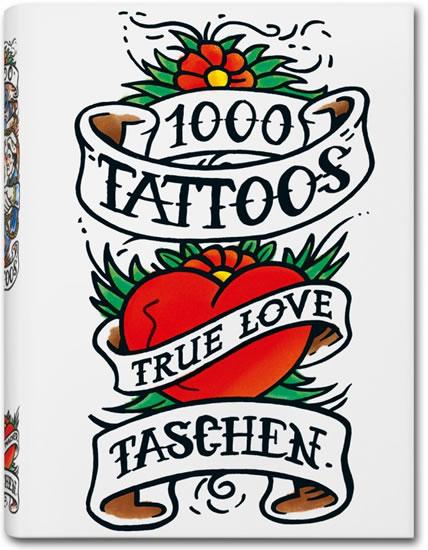1000 Tattoos - Riemschneider Burghard