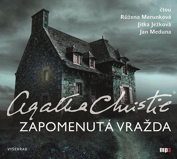 CD ZAPOMENUTÁ VRAŽDA