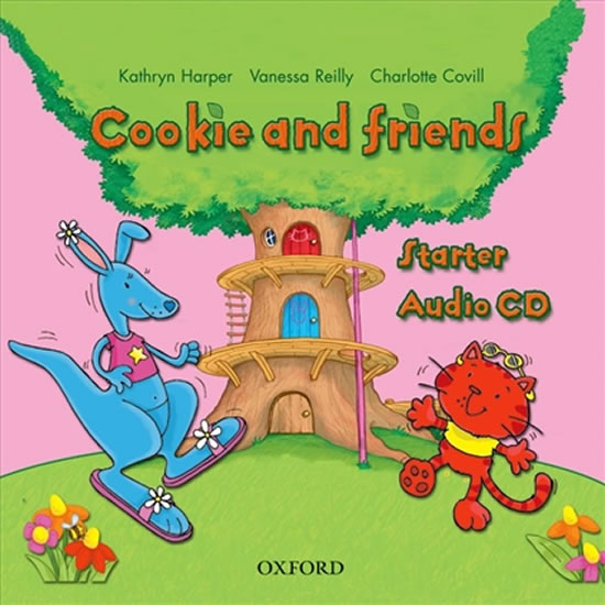 COOKIE AND FRIENDS STARTER CD