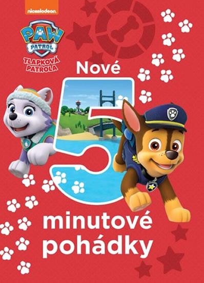 TLAPKOVÁ PATROLA NOVÉ 5 MINUTOVÉ POHÁDKY
