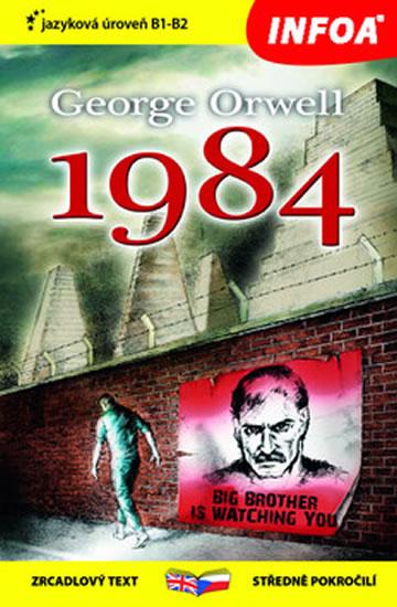 1984 ZRCADLOVÝ TEXT