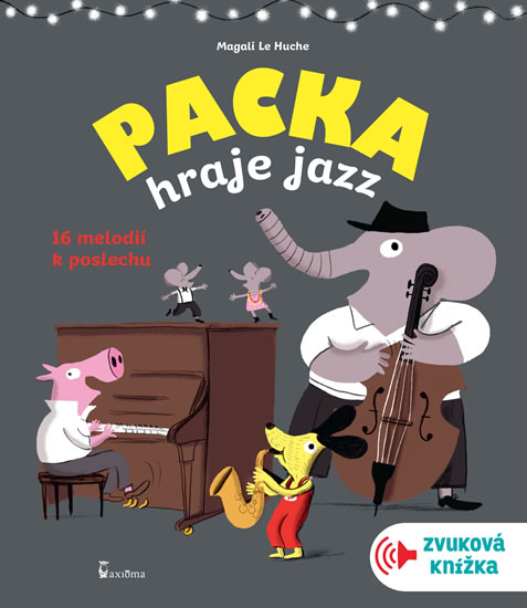 webová stránka pro jazz