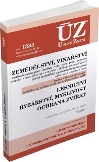 ÚZ 1333 ZEMĚDĚLSTVÍ, VINAŘSTVÍ/SAGIT