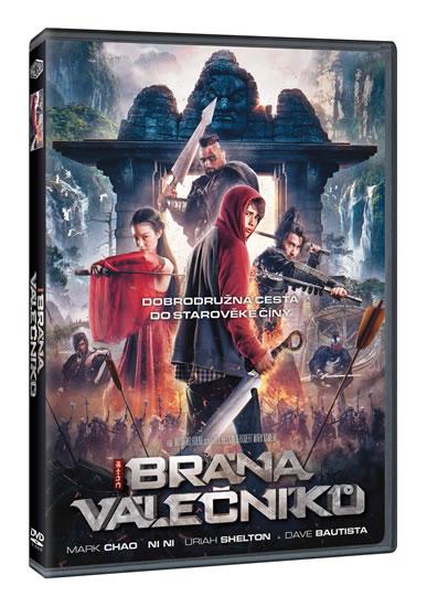 DVD Brána válečníků