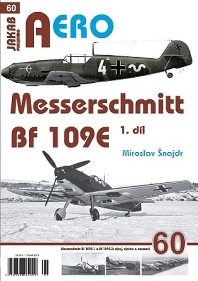 AERO MESSERSCHMITT BF 109E [1.DÍL]