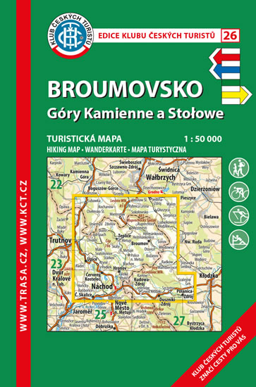 BROUMOVSKO Č.26
