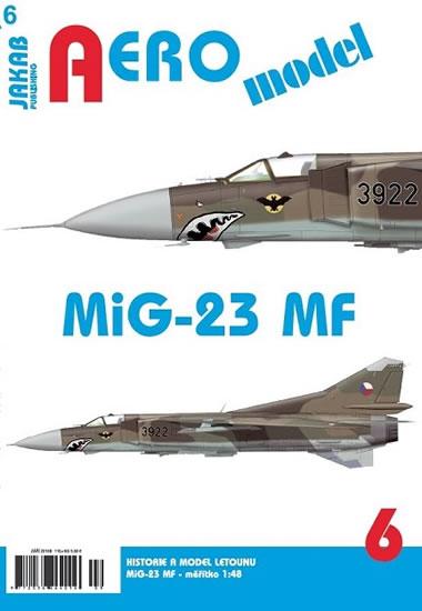 AEROMODEL 6 - MIG-23MF