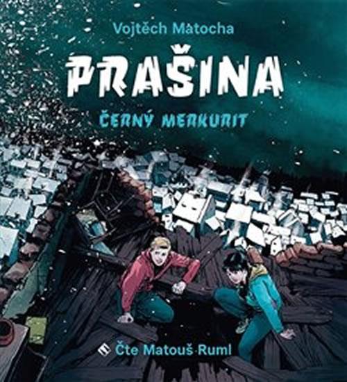 CD PRAŠINA 2 ČERNÝ MERKURIT