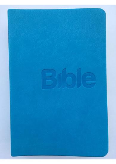 BIBLE 21 KAPESNÍ MODRÁ