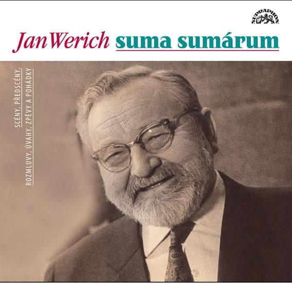 JAN WERICH CD SUMA SUMÁRUM/SUPRAPHON