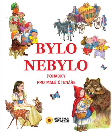 266-3 BYLO NEBYLO - POHÁDKY PRO MALÉ -
