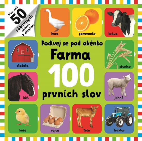 FARMA 100 PRVNÍCH SLOV - PODÍVEJ SE POD