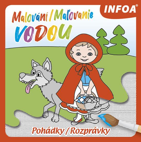 MALOVÁNÍ / MAĽOVANIE VODOU - POHÁDKY / R