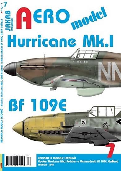 AEROMODEL 7 - HAWKER HURRICANE MK.I, BF