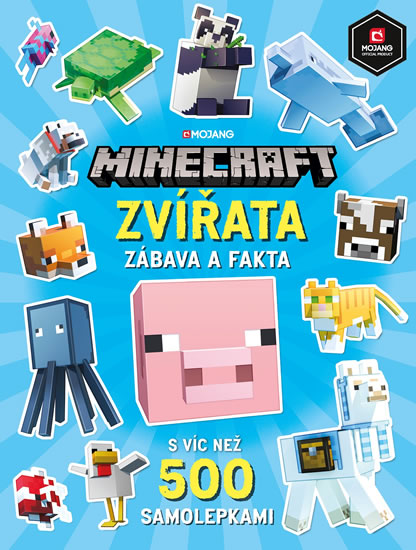 Polozka Minecraft Zvirata Zabava A Fakta Neuveden Knizniklub Cz