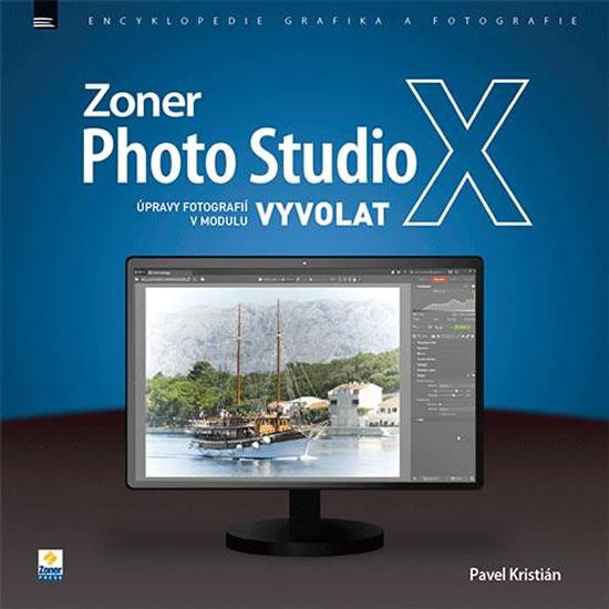 ZONER PHOTO STUDIO X: ÚPRAVY FOTOGRAFIÍ V MODULU VYVOLAT